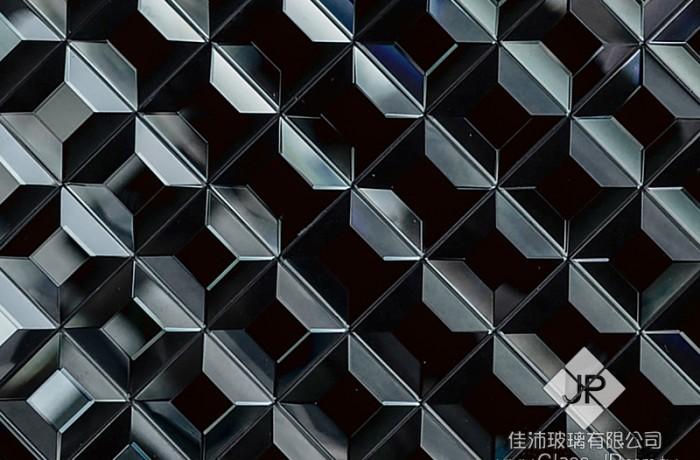 3×3 黑鏡