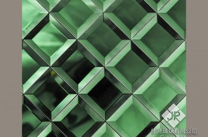 5×5 翡翠綠